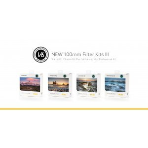 Nisi V6 100mm Kits Übersicht Starter Kit Starter Kit+ Advanced Professional