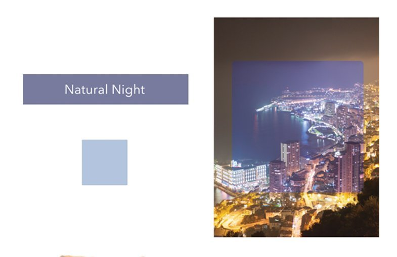 NiSi Natural Night